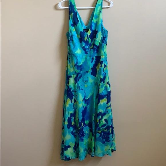 Jones New York Dresses & Skirts - Dress Sleeveless Summer Colors